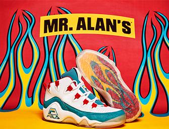 FILA & Mr. Alan's Unveil
