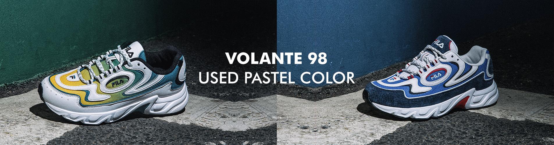 VOLANTE 98 used PASTEL COLOR