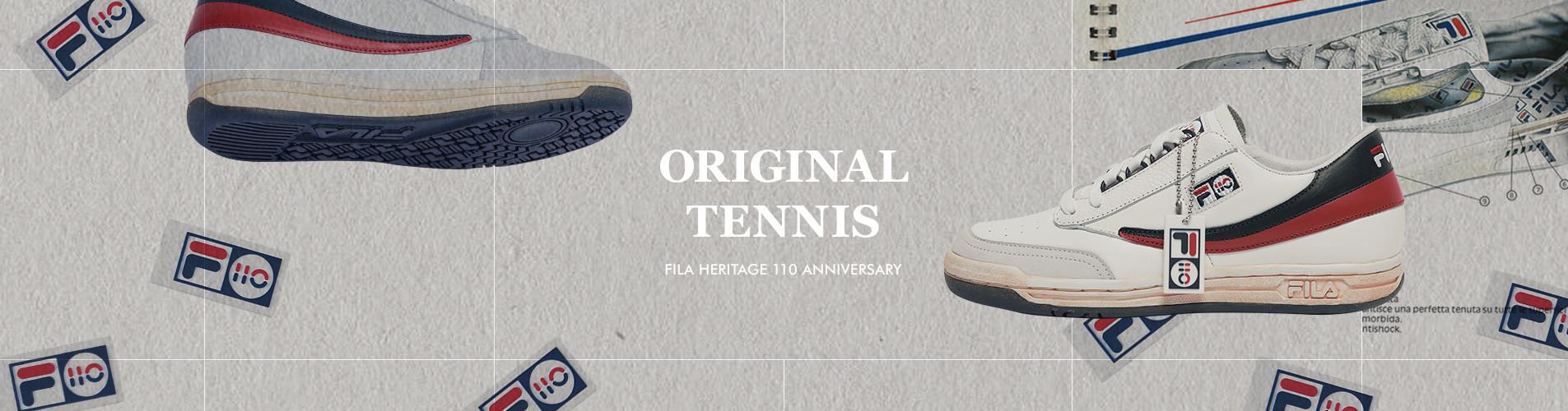 ORIGINAL TENNIS