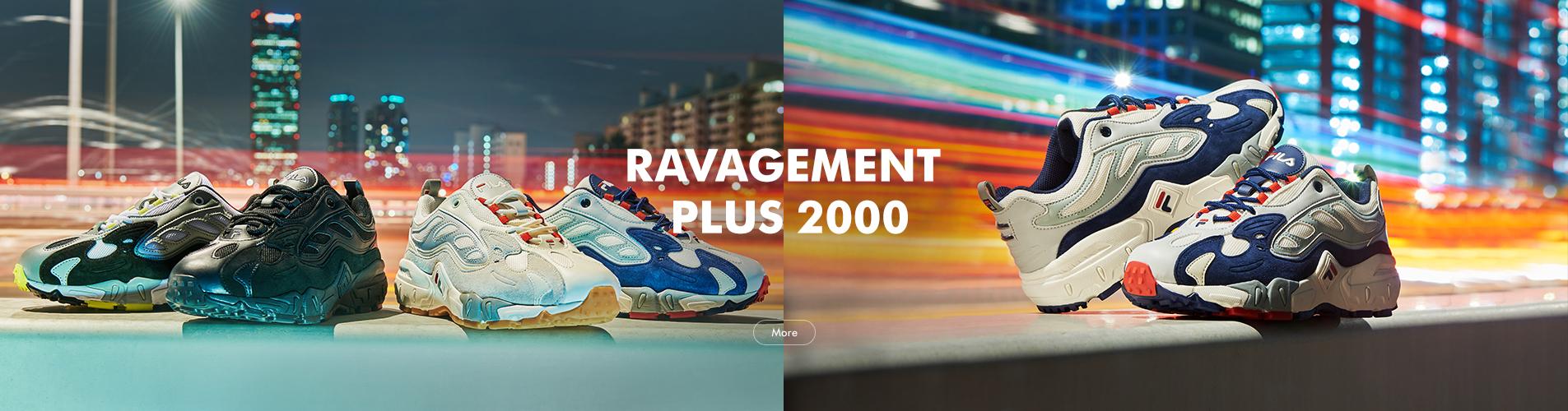 RAVAGEMENT PLUS 2000