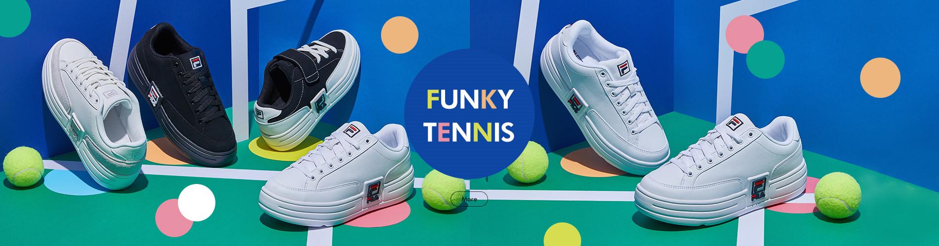 FUNKY TENNIS