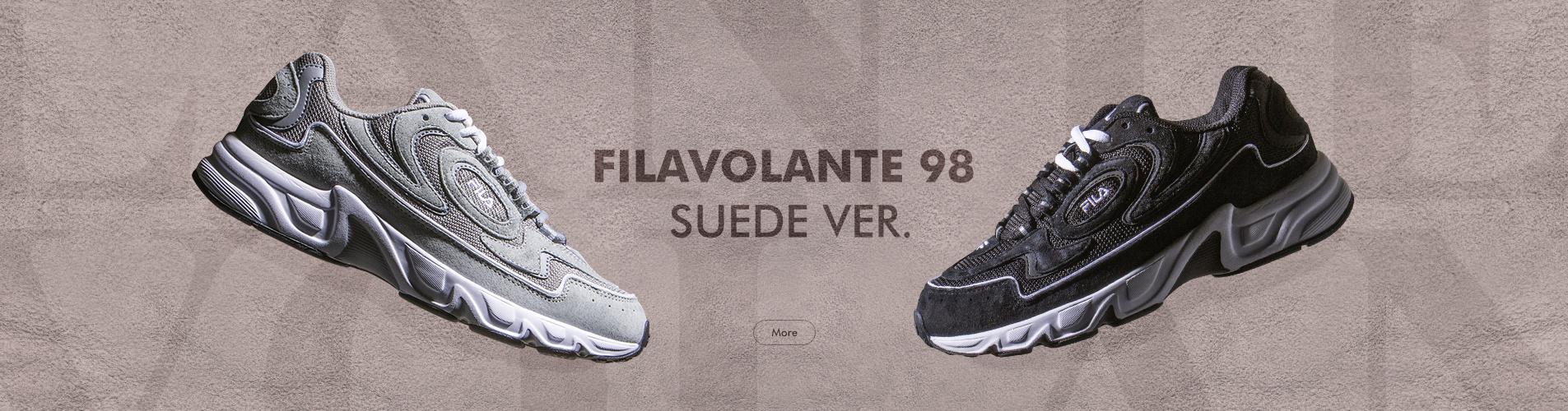 FILAVOLANTE 98  SUEDE VER. RELEASE