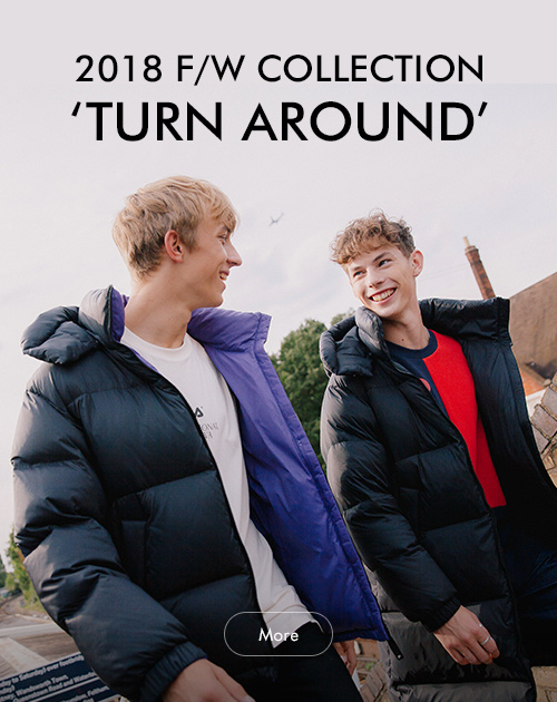 2018 F/W COLLECTION 'TURN AROUND'