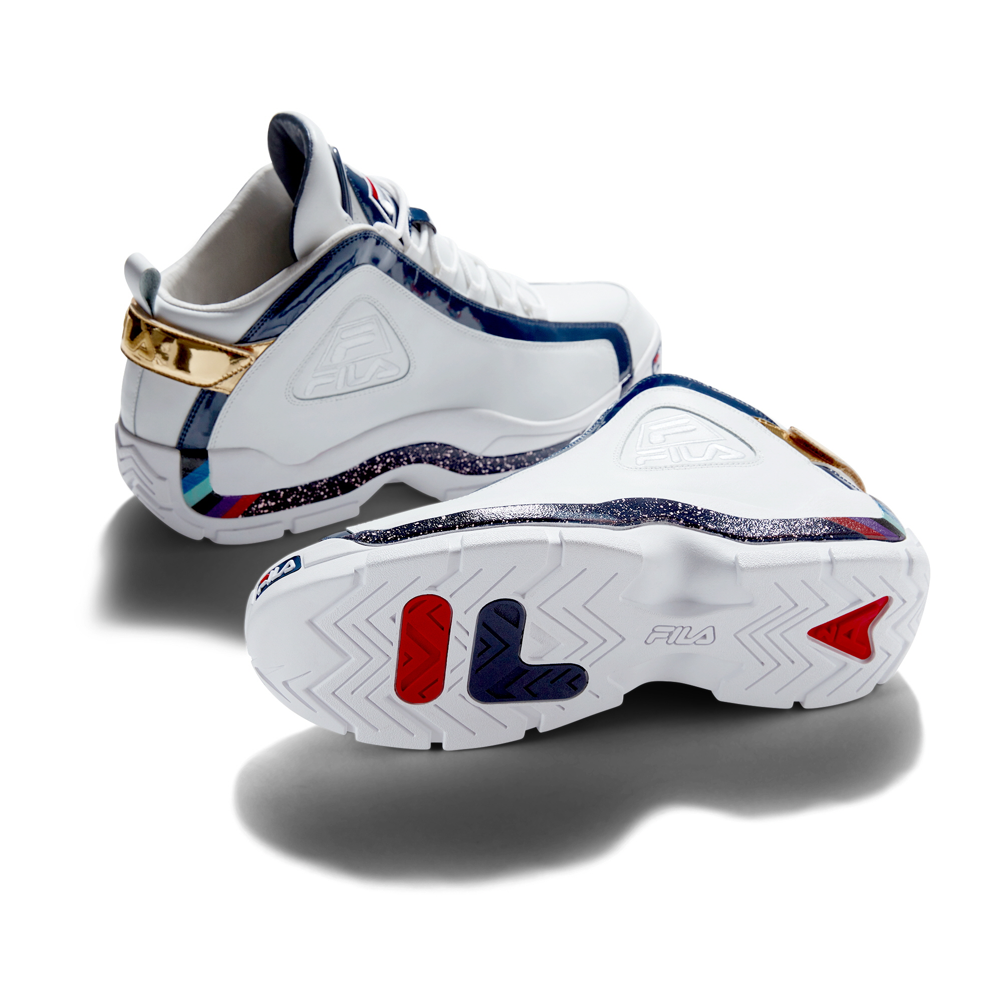 9357e6be2de (FILA North America) - Last week, FILA announced that it has signed NBA  Hall of Famer Grant Hill to a lifetime deal. To celebrate the partnership,  the brand ...